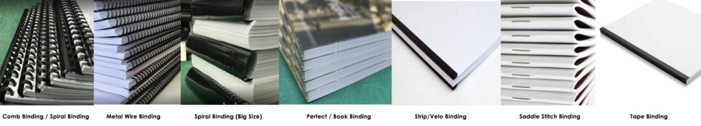 Book Binding in Dubai | Star Bay Print